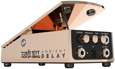 ERNIE BALL EXPRESSIONPEDAL AMBIENT DELAY BRONZE